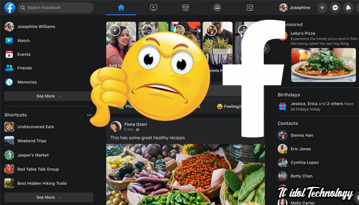 ชาวเน็ตประท้วงหนัก ทวงคืน Facebook แบบเก่าคืน