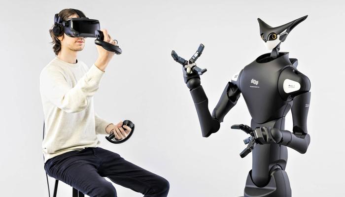 """ประเทศญี่ปุ่น เตรียมนำ """"หุ่นยนต์จิงโจ้"""" มาใช้ทำงาน"""