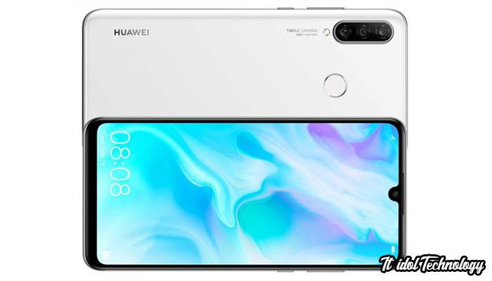 รีวิวโทรศัพท์มือถือรุ่น HUAWEI P30 Lite