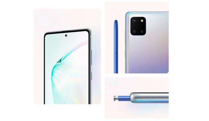 รีวิวโทรศัพท์มือถือรุ่น SAMSUNG Galaxy Note 10 Lite