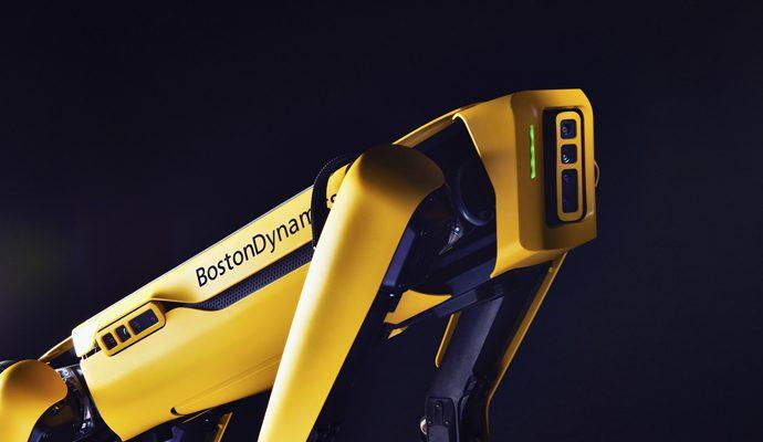 """""""หุ่นยนต์สปอต"""" ช่วยทำงานแทนมนุษย์ ในพื้นที่เสี่ยงภัย"""