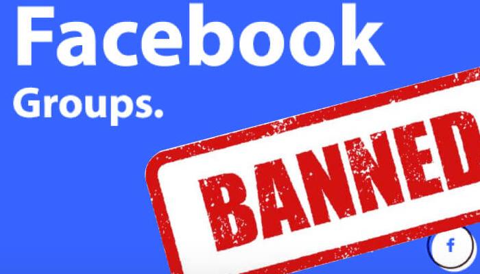 Facebook ออกมาประกาศว่าจะแบกลุ่มด้านสุภาพและกลุ่มที่ไม่มีเนื้อหาสาระต่างๆออก