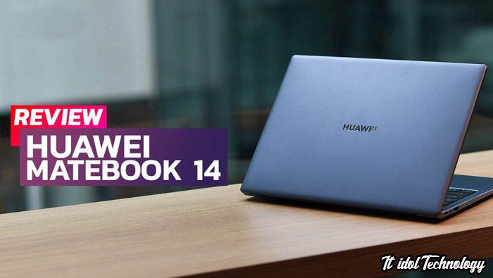 Huawei ปล่อย Matebook 14 ลงตลาดนี้