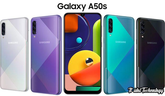 รีวิวโทรศัพท์มือถือรุ่น SAMSUNG Galaxy A50S