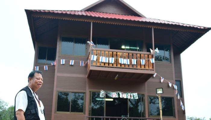 บ้านหมุนได้ เทคโนโลยีใหม่คิดโดยคนไทย