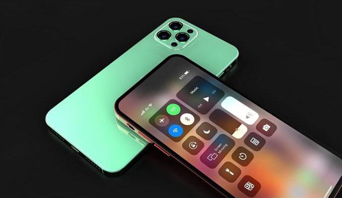 iOS ใน iPhone 12