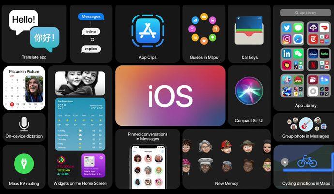 ว่าด้วยเรื่องของ software iOS , android และ windows