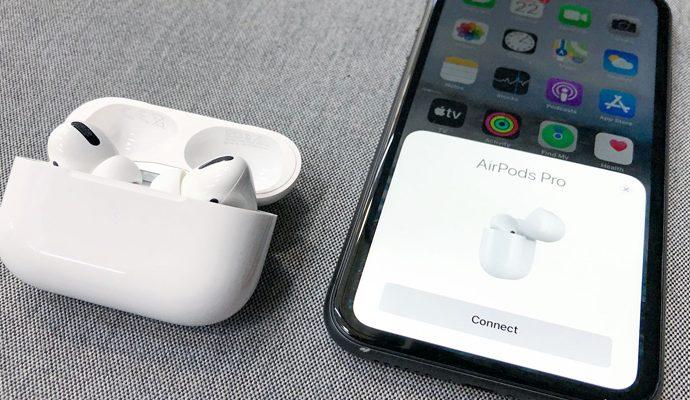 รีวิว Airpords หูฟังบลูทูธออริจินอลจากแบรนด์ Apple
