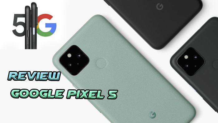 เปิดตัวมือถือ สุดคิวท์จาก Google กับ Google Pixel 5
