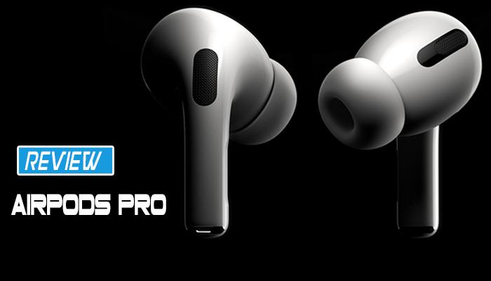รีวิว Airpods Pro หูฟังบลูทูธรุ่นใหม่