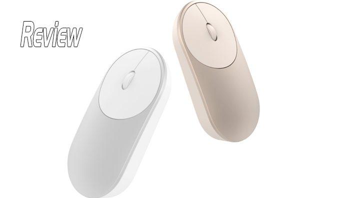 รีวิวเม้าส์รุ่น Xiaomi Mi Portable Mouse Silver