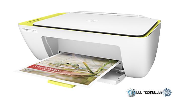 HP All-In-One รุ่น DeskJet Ink Advantage 2135