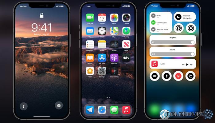 ฟีเจอร์ ในซอร์ฟแวร์ iOS15
