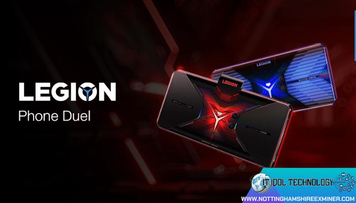 LENOVO LEGION PHONE DUEL L79031 TH (16GB/512GB) สมาร์ทโฟนสเปคเร็วแรงขั้นเทพ เกมส์สุดลื่นไม่มีสะดุด โทรศัพท์มือถือที่เล่นเกมส์ลื่นที่สุด