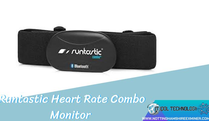 Runtastic Heart Rate Combo Monitor อุปกรณ์เสริมสำหรับคนชอบออกกำลังกาย ลักษณะของอุปกรณ์ชิ้นนี้จะเป็นตัวเครื่องขนาดเล็ก มีวิธีการใช้ง่ายๆ