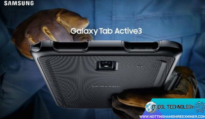 Samsung Galaxy Tab Active3 แทบเลตตัวนี้สามารถใช้งานได้อย่างสมบุกสมบันราวกับเทคโนโลยีทางการทหาร ในมือพลเรือนด้วยความอึดถึกที่ผ่านมาตรฐานมา