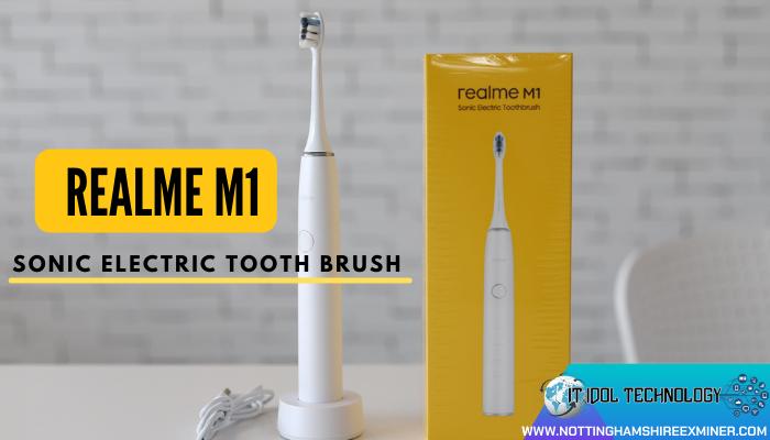 รีวิว แปรงสีฟันไฟฟ้า realme M1 Sonic Electric Tooth brush  แปรงสีฟันไฟฟ้า ช่วยให้ฟันของเราสะอาดขึ้นจริงหรือครับ แค่แปรงสีฟันธรรมดา