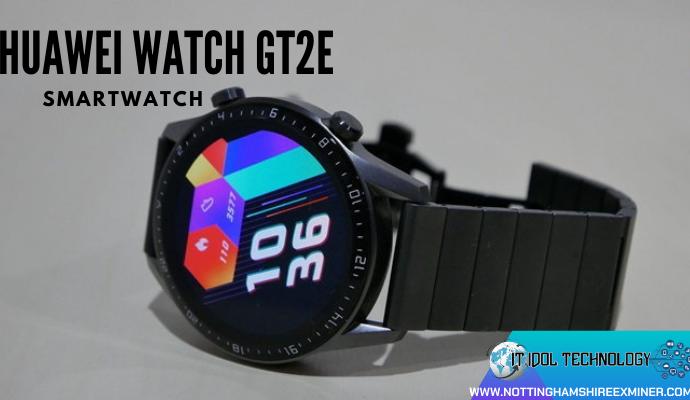 Huawei Watch GT2e Smartwatch นาฬิกา smart watch ไม่ต้องพกมือถือ เป็นนาฬิกา smart watch จากแบรนด์ชื่อดังในประเทศจีนอย่าง Huawei
