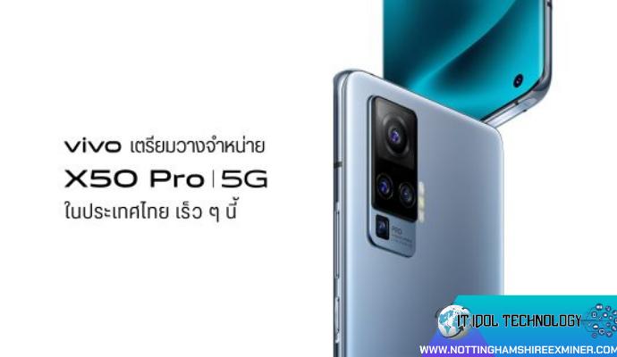 รีวิวโทรศัพท์ Vivo X50 Pro 5G มาพร้อมกับระบบเซ็นเซอร์มากมายว่าจะเป็นการตรวจสอบลักษณะการเคลื่อนไหวของโทรศัพท์สมาร์ทโฟนการตรวจจับอุณหภูมิสี