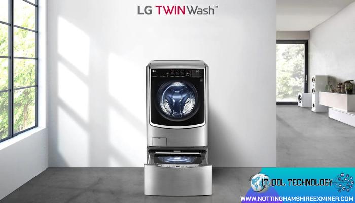 นวัตกรรมใหม่ของ LG เครื่องซักผ้าแบบใหม่ ที่จะช่วยลดเวลาและช่วยเหล่าพ่อบ้านและแม่บ้านได้ถึง 10 เท่า สะอาดไร้สิ่งสกปรกไว้ใจ LG