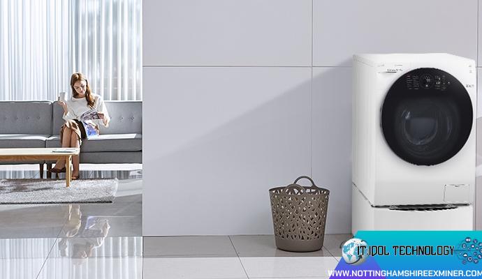 LG TWIN Wash เครื่องซักผ้าแบบ 2 ฝาในเครื่องเดียว เทคโนโลยีใหม่ล่าสุดของเครื่องซักผ้าที่ผู้บริโภคต่างก็ให้ความสนใจกับเครื่องซักผ้ารุ่นนี้
