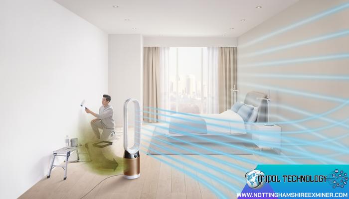เครื่องฟอกอากาศ Dyson pure cool cryptomic อุปกรณ์ไฟฟ้าที่ทุกบ้านขาดไม่ได้ อุปกรณ์ไฟฟ้า ที่ทุกบ้านจำเป็นต้องมี เพราะอากาศมีสิ่งสกปรกปนอยู่