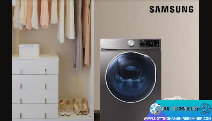 SAMSUNG Smart Washing Machineเทคโนโลยี ทันสมัยรีวิวเครื่องซักผ้าอีกแล้วคะทุกคน! ถ้าจะพูดเรื่องของเครื่องใช้ไฟฟ้าที่อยู่ในบ้านบอกเลย